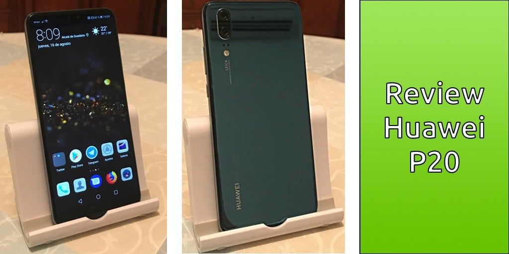 Huawei P20: No ser Pro no significa ser inferior