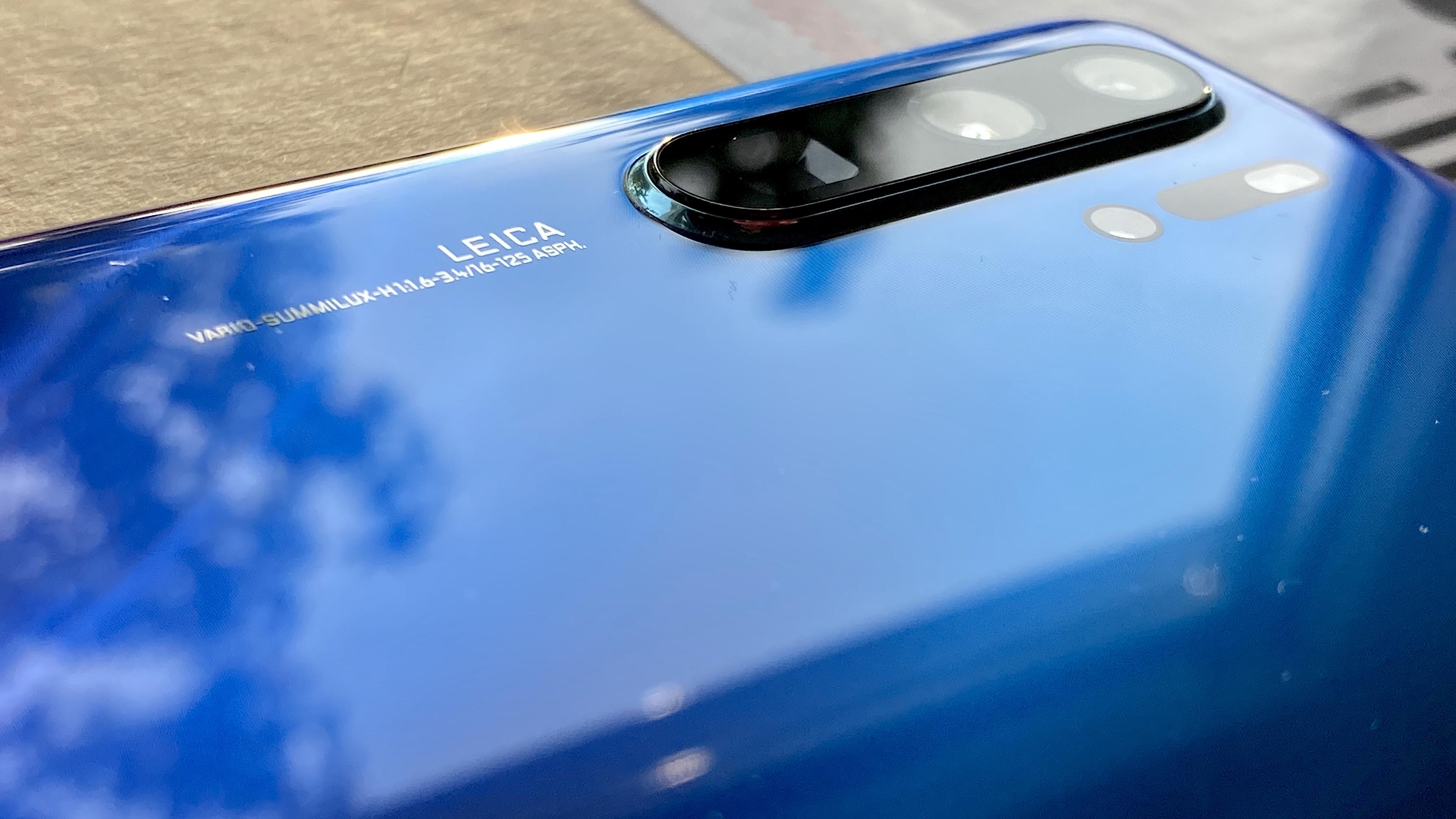 Huawei P30 Pro: el zoom que enamora